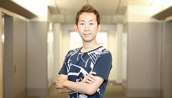 Japan Game事業本部長の荒木